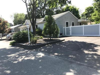 Beachwood Single Family Home For Sale: 1036 Ship Avenue