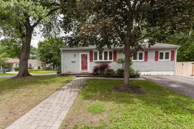 Hazlet Single Family Home Under Contract: 21 Lammers Street