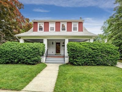 Freehold Single Family Home Under Contract: 65 Brinckerhoff Avenue