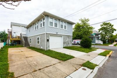 Seaside Heights Single Family Home For Sale: 302 Dupont Avenue