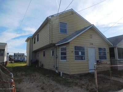 Seaside Heights Single Family Home Under Contract: 236 Sherman Avenue