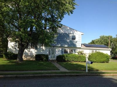 Neptune Township Single Family Home Under Contract: 2 Williams Road