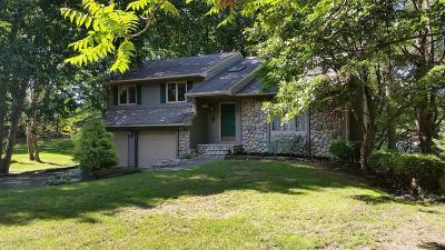 Hazlet Single Family Home For Sale: 23 Ridge Drive