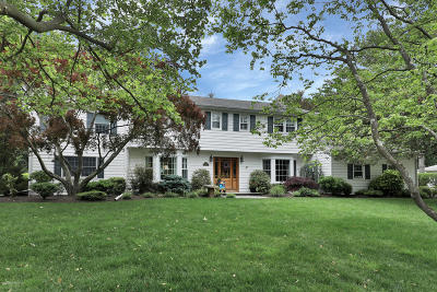 Sea Girt Single Family Home Under Contract: 2149 Spruce Drive