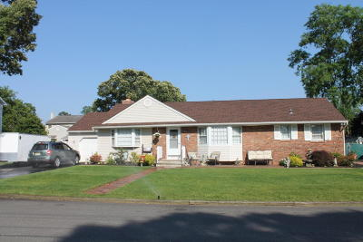 Point Pleasant Single Family Home For Sale: 1604 Lauckson Place