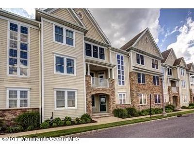 Long Branch Condo/Townhouse For Sale: 5 Whitman Terrace