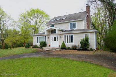 Holmdel Single Family Home Under Contract: 888 Holmdel Road