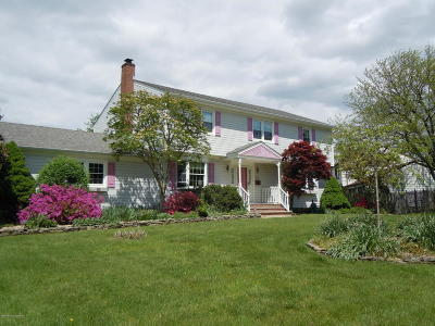 Freehold Single Family Home Under Contract: 22 Buckingham Way