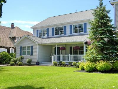 Sea Girt Single Family Home For Sale: 114 Stockton Boulevard