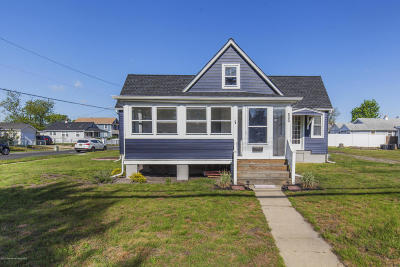 Belmar Single Family Home Under Contract: 500 13th Avenue