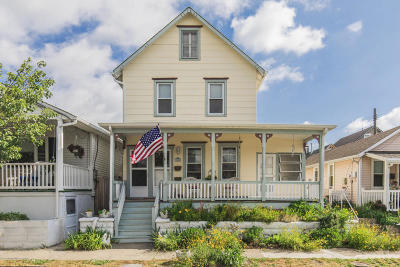 Multi Family Home Sold: 109 Cookman Avenue