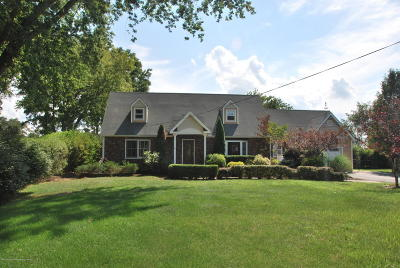 Freehold Single Family Home For Sale: 663 Adelphia Road