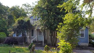 Jackson NJ Single Family Home For Sale: $490,000