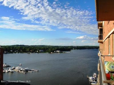 Red Bank Condo/Townhouse For Sale: 28 Riverside Avenue #11j