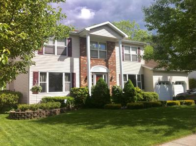 Howell Single Family Home For Sale: 25 Bronia Street