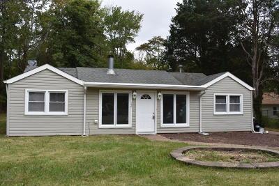 Waretown NJ Single Family Home For Sale: $229,000