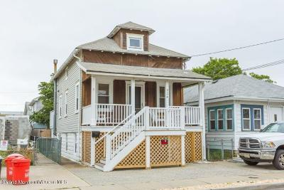 Seaside Heights Single Family Home For Sale: 224 Franklin Avenue
