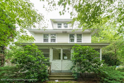 Howell Single Family Home Under Contract: 437 Lakewood Farmingdale Road