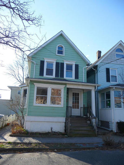 Ocean Grove Single Family Home Under Contract: 136 Lawrence Avenue