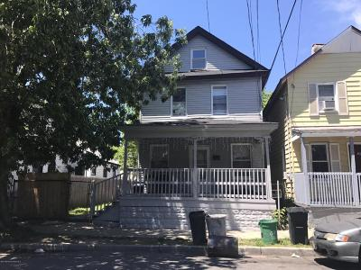 Asbury Park Single Family Home For Sale: 305 Langford Street