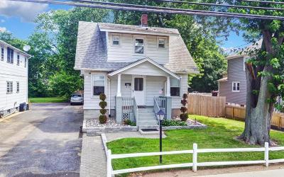Long Branch Single Family Home For Sale: 237 Rockwell Avenue