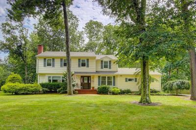 Freehold Single Family Home For Sale: 44 Kettle Creek Road