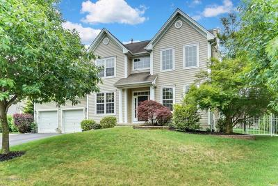Toms River Single Family Home Under Contract: 172 Hundred Oaks Drive