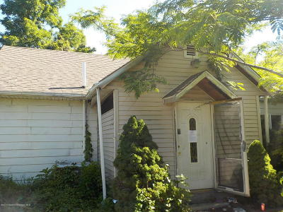 Wall Single Family Home For Sale: 2214 Allenwood Road