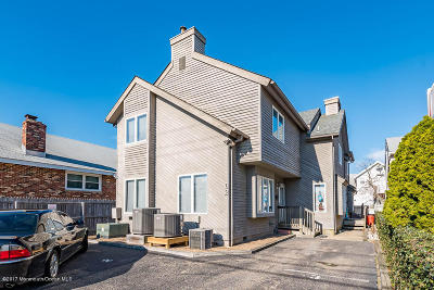 Seaside Heights Condo/Townhouse For Sale: 62 Sherman Avenue #B3