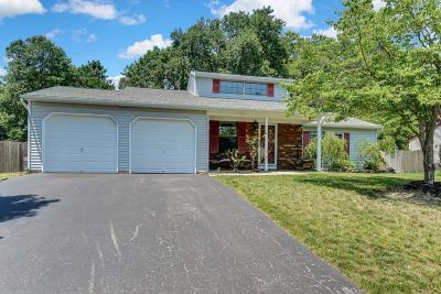 Howell Single Family Home Under Contract: 41 Sweetbriar Trail