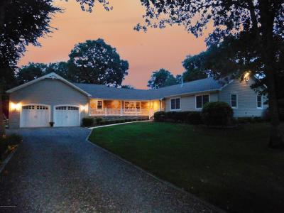 Toms River Single Family Home For Sale: 2167 Vermont Avenue