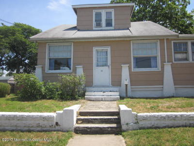 Neptune City Single Family Home Under Contract: 80 Laurel Avenue