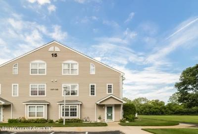Howell Condo/Townhouse Under Contract: 139 Oyster Bay Court #140