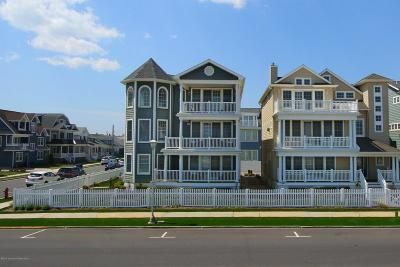 Avon-by-the-sea, Belmar Single Family Home For Sale: 1204-1206 Ocean Avenue