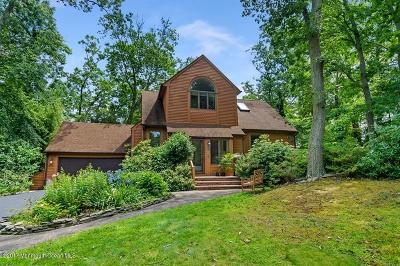 Neptune Township Single Family Home Under Contract: 14 Summit Road