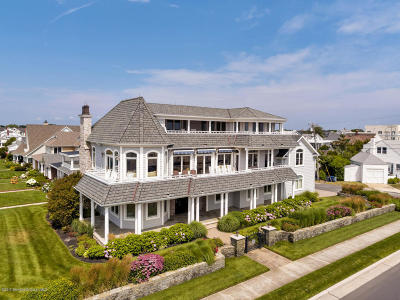 Monmouth County Single Family Home Under Contract: 200 Ocean Avenue