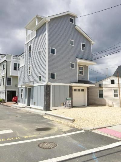 Lavallette Single Family Home For Sale: 100 W Beach Way