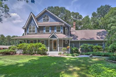 Howell Single Family Home Under Contract: 63 Bergerville Road