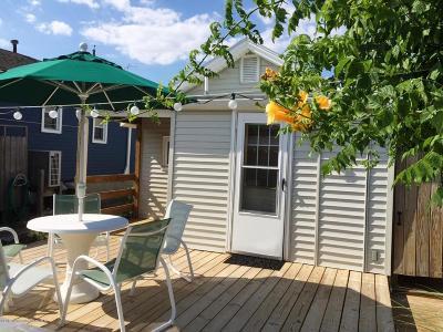 Seaside Park Single Family Home For Sale: 18 2nd Lane #63