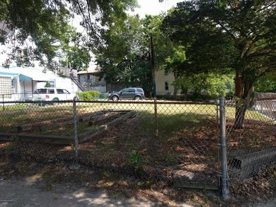 Asbury Park Residential Lots & Land For Sale: 1001 Bangs Avenue