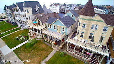 Ocean Grove Single Family Home Under Contract: 6 Surf Avenue #1/2