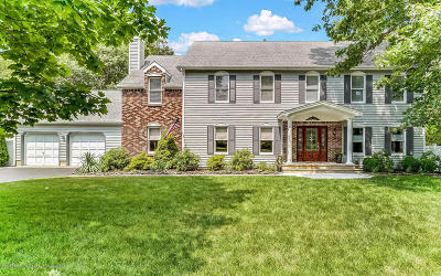 Brick Single Family Home Under Contract: 770 Tall Oaks Drive