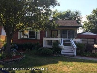 Hazlet Single Family Home Under Contract: 22 Franklin