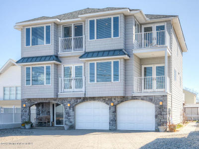 Seaside Park Single Family Home For Sale: 704 S Bayview Avenue