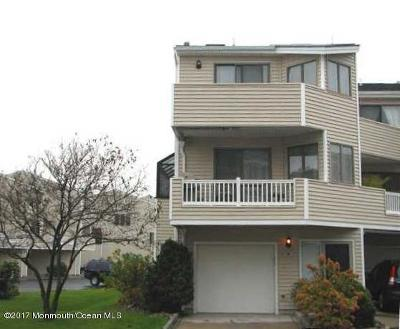 Long Branch Condo/Townhouse For Sale: 34 Sunset Avenue