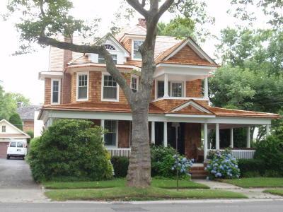 Spring Lake Rental For Rent: 200 Washington Avenue