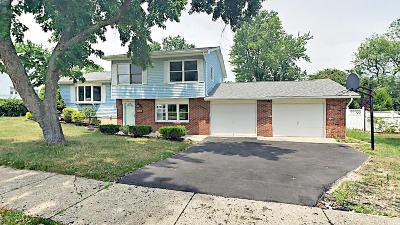 Jackson NJ Single Family Home For Sale: $320,000