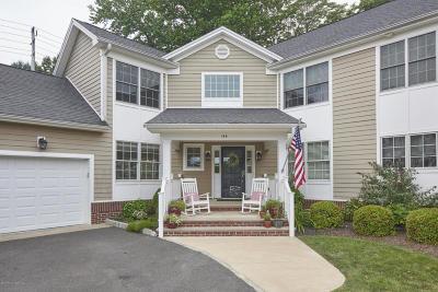 Little Silver Condo/Townhouse For Sale: 144 Birch Avenue