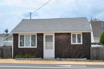 Seaside Park Single Family Home For Sale: 174 SE Central Avenue