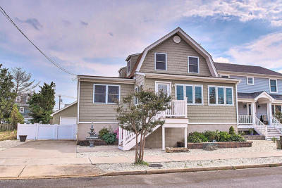 Seaside Park Single Family Home Under Contract: 127 11th Avenue